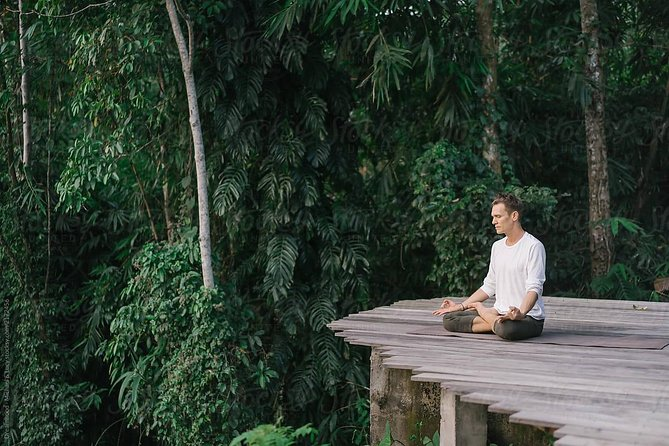 Full day Guided Meditation tour with Lunch