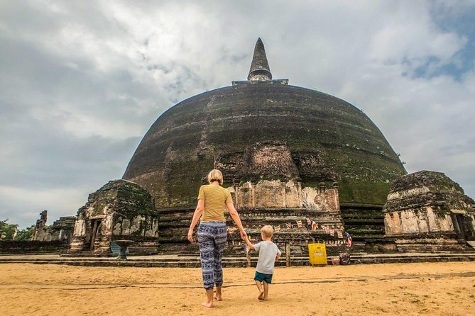 Private Tour to Polonnaruwa Ancient City