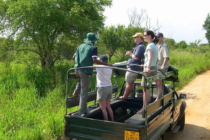 Udawalawe National Park Half Day Game Drive