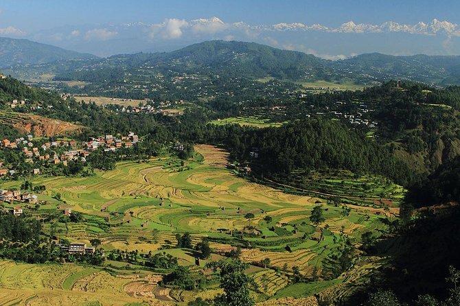 Kathmandu valley tours combined Balthali village hiking