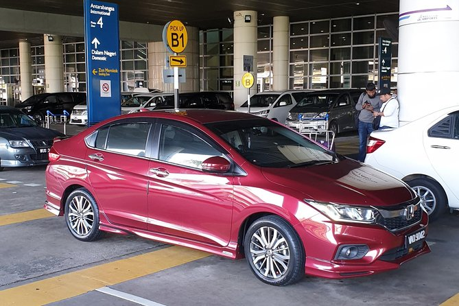 Airport Transfer : From KLIA