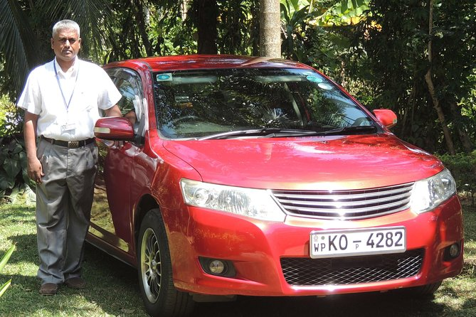 Magnetic Lanka, Sri Lanka Budget Rent a Car with Driver
