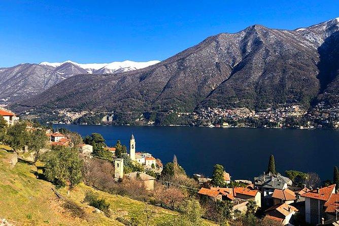 Tour in bici da strada al lago di Como e ai vigneti svizzeri