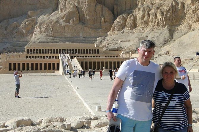 Full-Day Small-Group Luxor Tour from Hurghada with Lunch