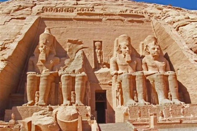 Private Tour: Abu Simbel Temples Trip from Aswan by Road