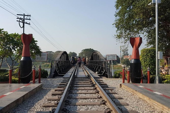 River Kwai Day Trip with train ride, (join the group)