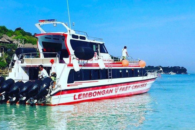 Fast Boat Transfer Bali and Lembongan Island