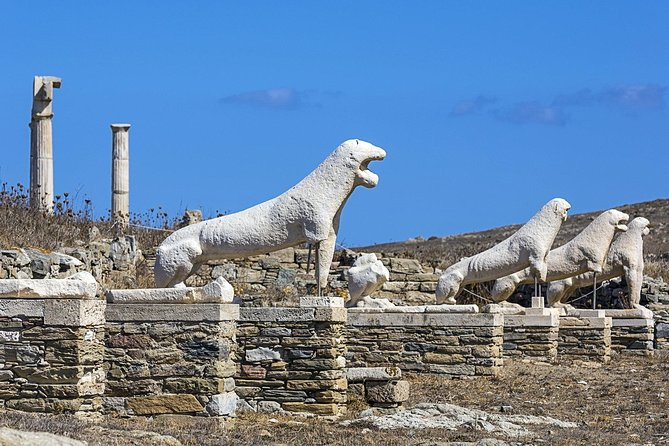 Delos Tour from Mykonos Island