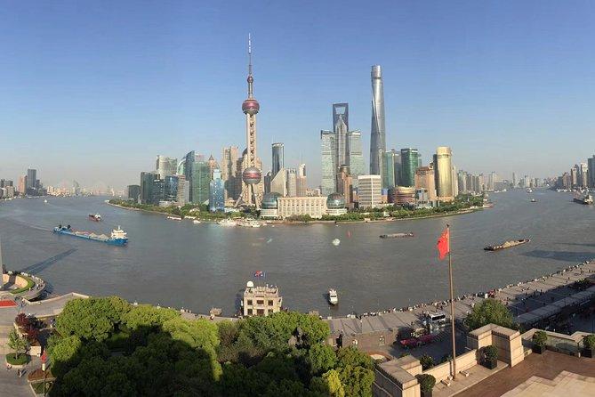 shanghai tour one day city tour