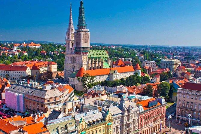 Split - Zagreb