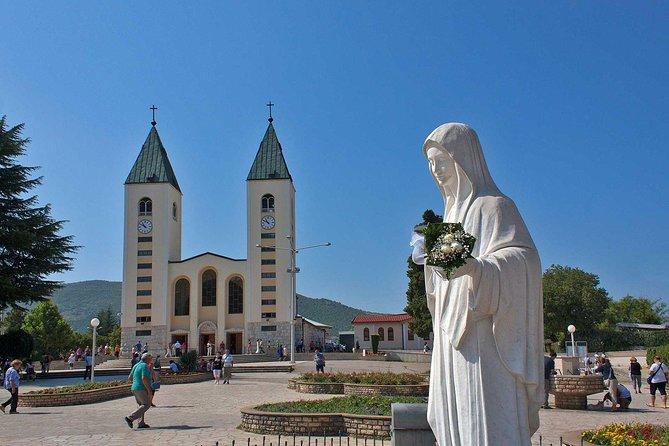 Split - Medugorje - Mostar