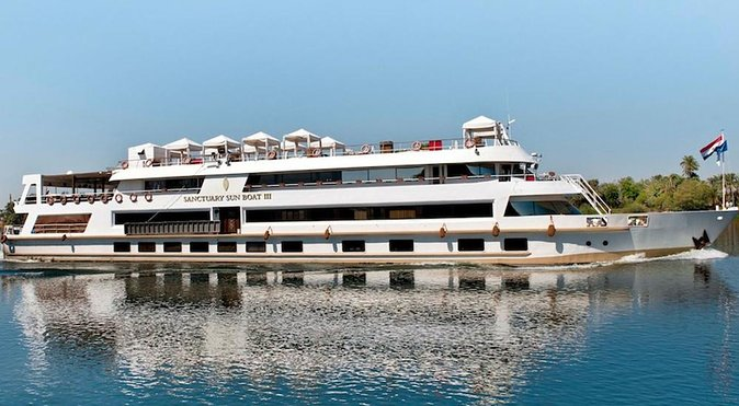 4 Days 3 Nights Nile Cruise From Luxor to Aswan