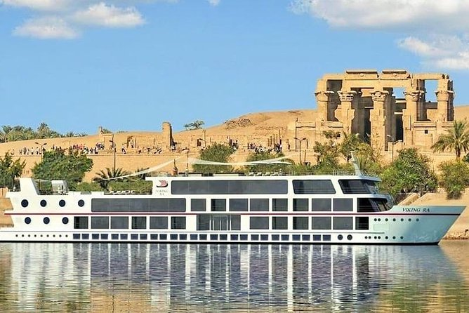 Budget 3 Nights Nile Cruise from Aswan to Luxor with sightseeing