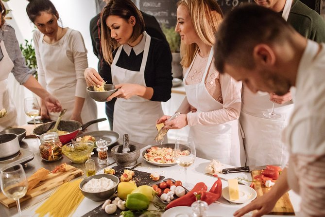 Unique Italian cookery experiences