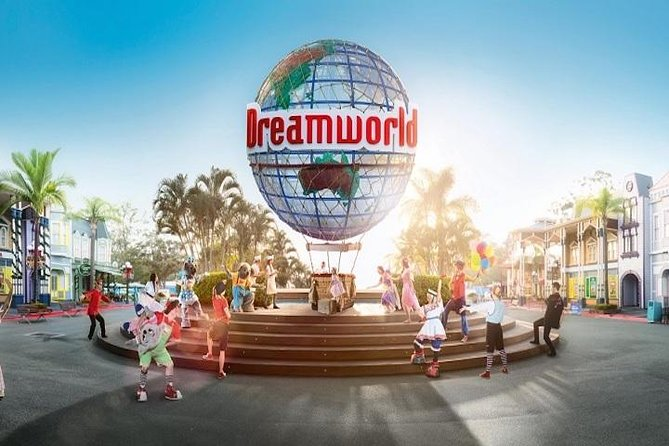 Theme Park Transfers From Brisbane