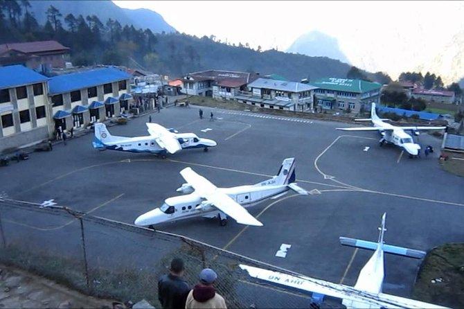 Kathmandu/ Lukla/ Kathmandu Flight Ticket