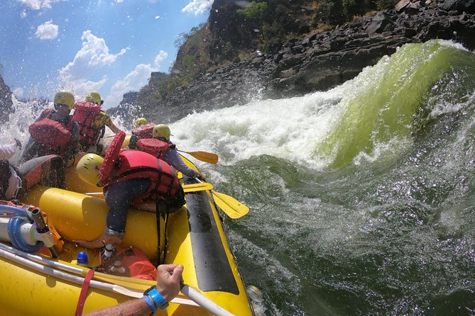 Raft the Zambezi photo 8