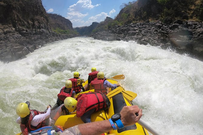 Raft the Zambezi photo 6