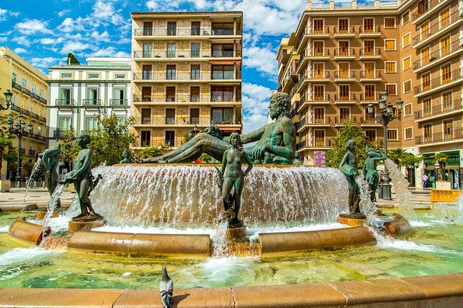 Valencia Highlights 7-15 PAX Full-Day Private Tour