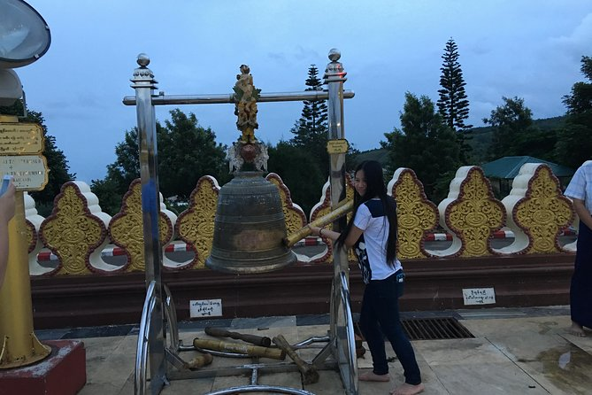 Private Guided Full Day Pyin Oo Lwin Tour from Mandalay with Pickup