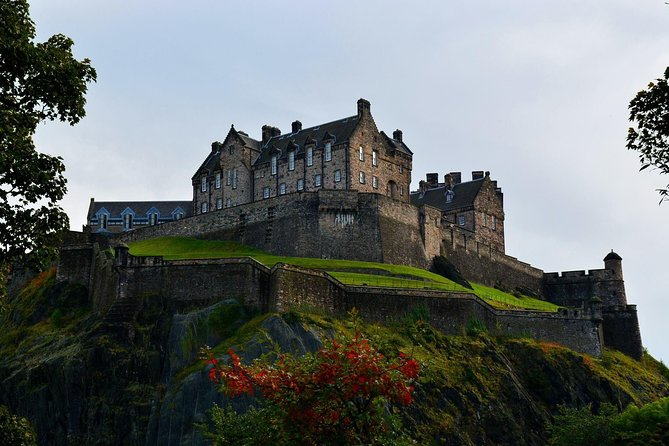 Edinburgh Old and New Town all day tour