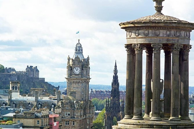 Edinburgh Old and New Town Half Day Tour