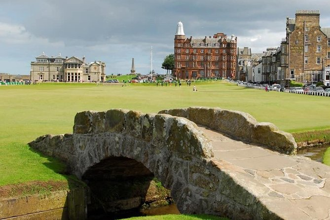 St Andrews Home of Golf and a wee Dram of Whisky