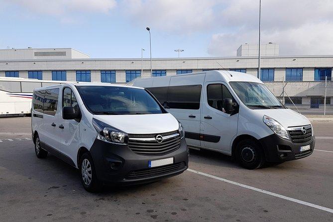 Costa Navarino Pylos Kalamata Messinia Private VAN, MiniBUS Transfer from Athens