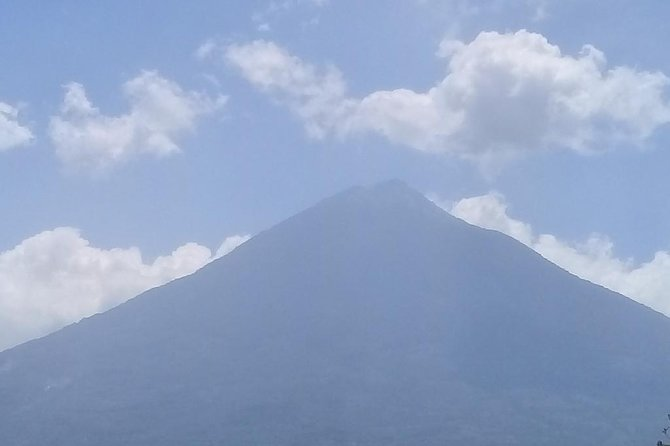 Day Tour to Agua Volcano