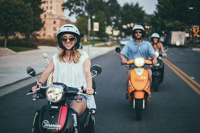 Full-Day Scooter Rental