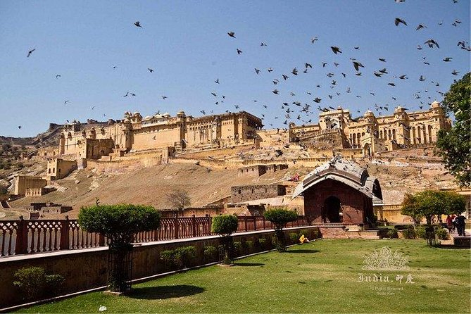 3-Day Private Tour to Jaipur from Delhi by Car