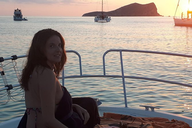 Enjoy CBBC, and sunset in Cafe Del Mar Ibiza on a Catamaran photo 1