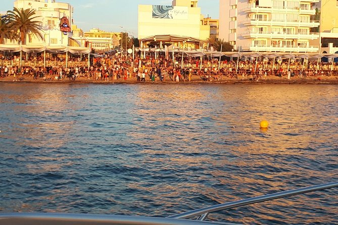Enjoy CBBC, and sunset in Cafe Del Mar Ibiza on a Catamaran photo 3