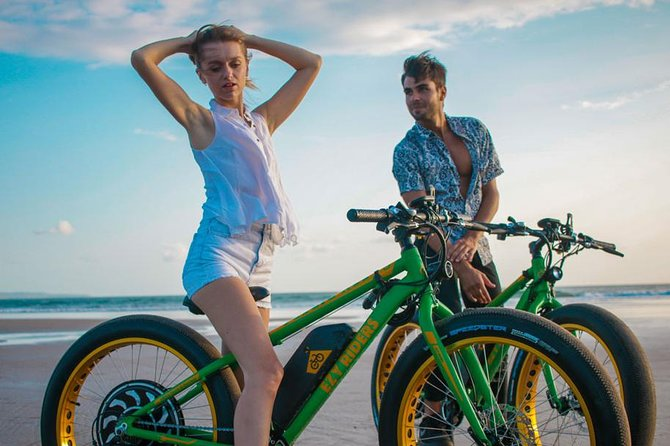2Hr E-BIKE BEACHWALK EXPRESS TOUR