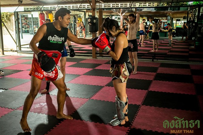 Muay Thai Lesson Led by Boxing Champion with Pad Thai photo 3
