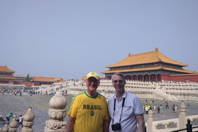 Private All-Inclusive Day Tour: Tiananmen Square, Forbidden City, Mutianyu Great Wall photo 4