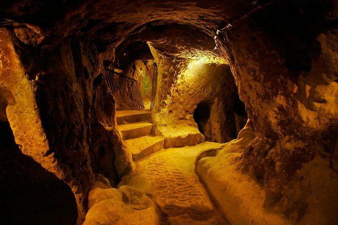 Cappadocia Underground City & Pigeon Valley Tour
