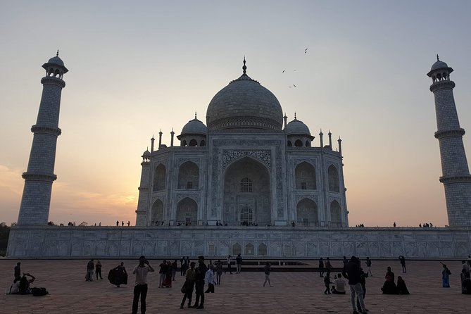 Full Day City tour of Agra with Hotel Pick-up and drop-off photo 6