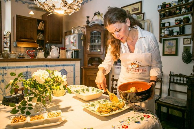 Lunch or dinner and cooking demo at a local home in Policoro