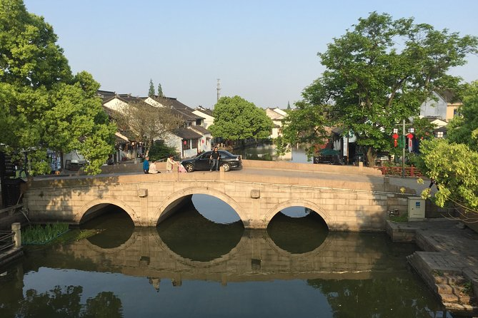Private: One-Day Suzhou and Tongli Tour from Shanghai photo 7
