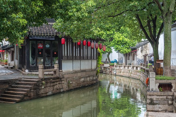 Private: One-Day Suzhou and Tongli Tour from Shanghai photo 2