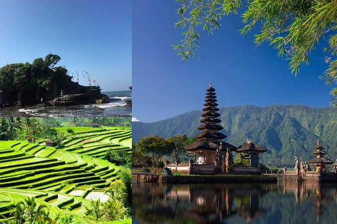 Private Tour : Water Temple, UNESCO Rice Terrace and Tanah Lot Temple