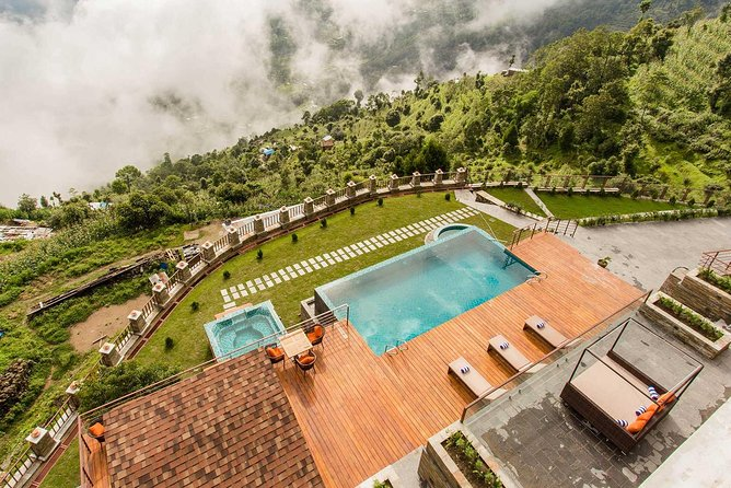 A Lavish Night at Nagarkot Hill Station with Sunrise View and Luxury Stay