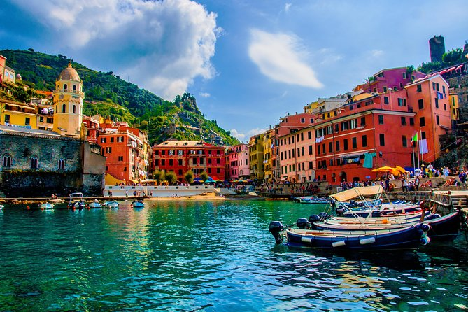 Exclusive Cinque Terre Private Day Trip from Florence