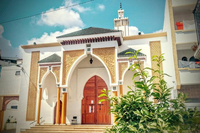 Private Shore Excursion to Tetouan from Tangier (pick up from hotel possible)