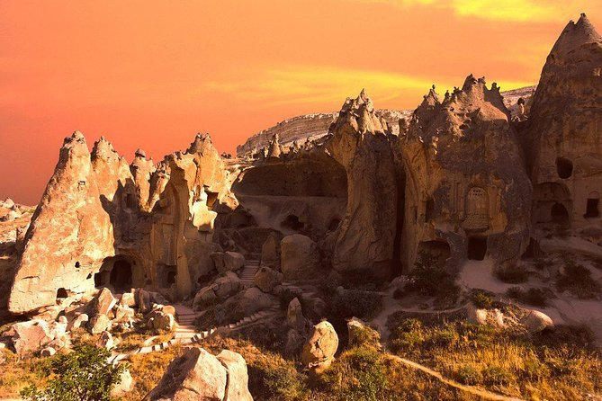 5 Days Istanbul - Cappadocia