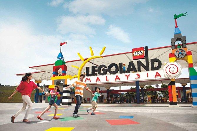 Legoland Malaysia in Johor Bahru Admission Ticket