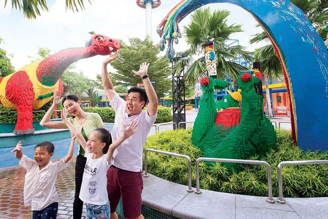 LEGOLAND Malaysia Admission Ticket with Transfer from ...