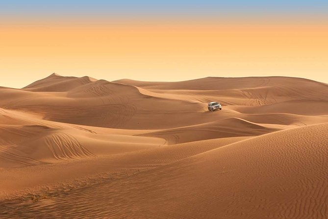 Dubai Red Dunes Desert Safari Adventure