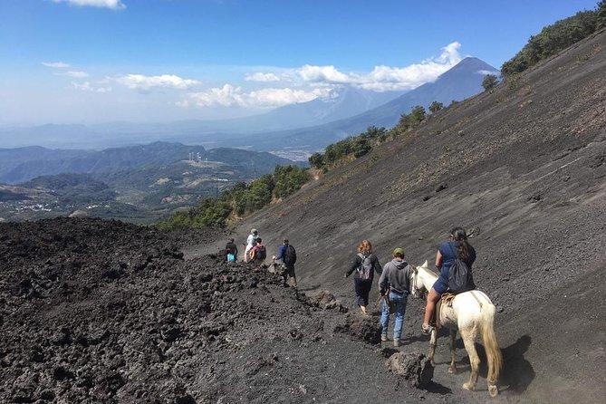 Pacaya Volcano and Thermal Pools